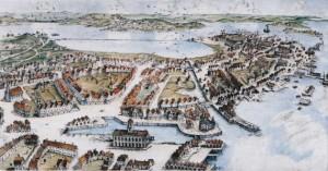 Boston--1750