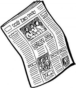 Newspapers-vintage