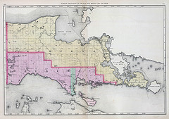The David Ramsey Map Collection Could Enhance Your Research.  Find more #genealogy blogs at FamilyTree.com.