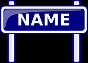 nickname--name