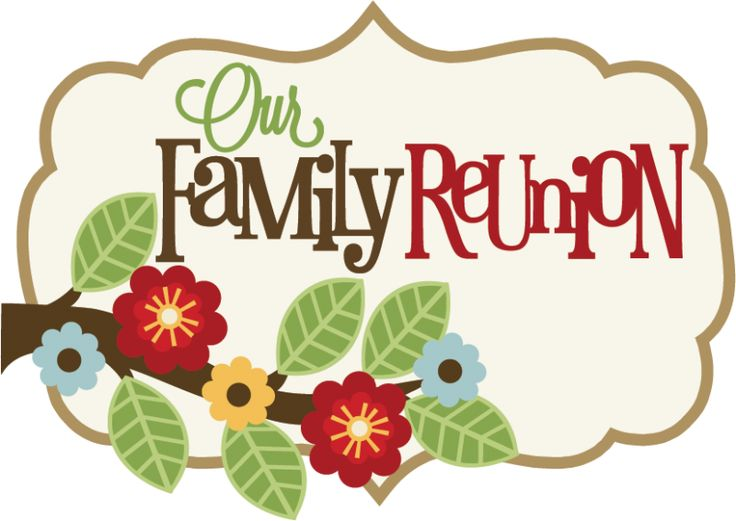 Reunion Invite  Invitations For Family Reunion