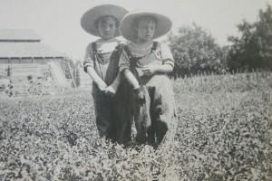 Farmers-farm boys 1880s