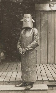 JOBS-radiology nurse, circa 1918