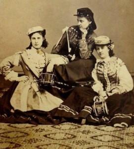 Jobs-Refreshment entertainment 1860s
