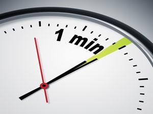 Spare--clock min