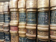 courthouse books
