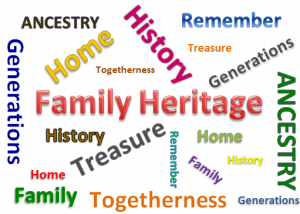 heritage words