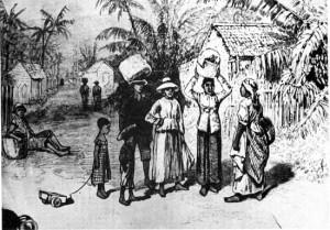 slaves- bahama