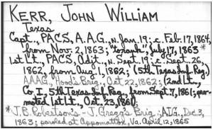 Conf-Kerr, John William-1