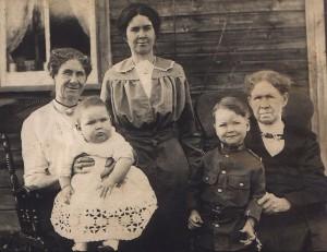Ontario-four generations