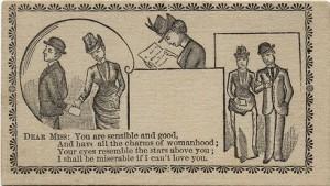 flirtation cards-dear miss