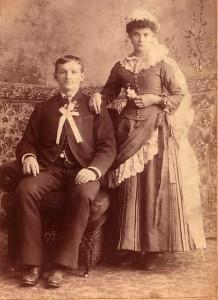 weddings-couple 1880s