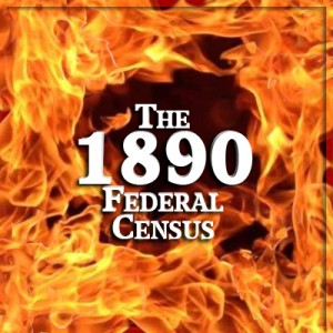 1890 census fire