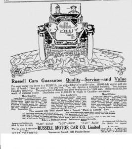 Google - Toronto- 1914