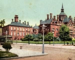 Postcards-St Johns Hospital