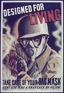 mustard-gas poster
