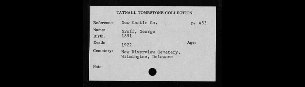 1922-Groff, Geo