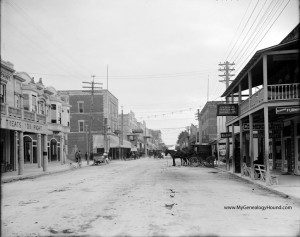 hound-Miami in 1910