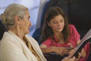 interview grandma