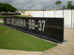 Identifying Those Who Sank on USS Oklahoma