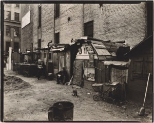 NYC-huts 1935