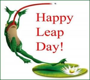 Feb 29-leap
