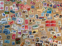 Stamp Collecting and Genealogy  Find more genealogy blogs at FamilyTree.com