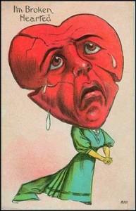 Valentine-heartbroken