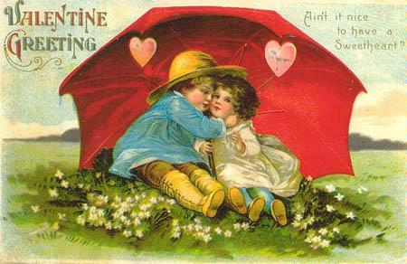Vintage Valentines Day – Old Valentines Day Cards
