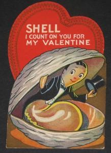 Valentine-shell