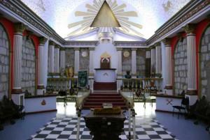 masonic inside