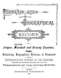 mug-- book for 1894