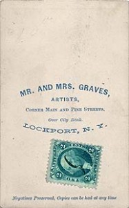 stamp-2 cent-blue