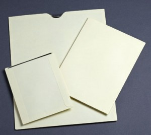 Archival-envelope