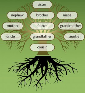 Family tree research-a