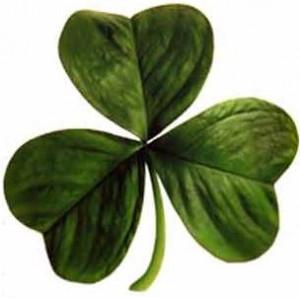 St Patrick-Irish_clover