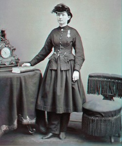 women-mary walker