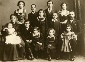 History-Canal family UK