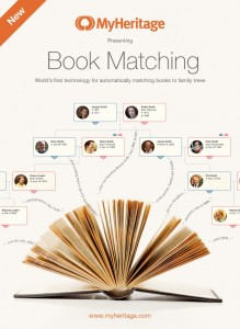 MyHeritage Book Matching  Find more genealogy blogs at FamilyTree.com