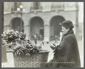 London-1930-flowers