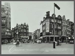 London-Romilly Street, Westminster LB