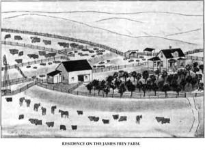 nebraska-james Frey farm