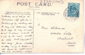 post-williamson-1903-a
