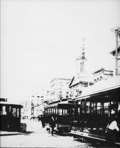 train-talley 1900 in Raleigh