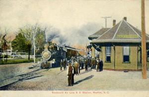trains-Union