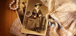 Heirloom--Photos, handbag, jewelry