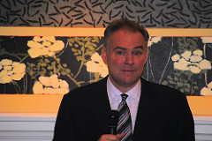 Tim Kaine has Irish Heritage  Find more genealogy blogs at FamilyTree.com