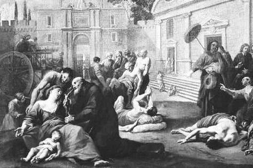 Major Events During The Black Death