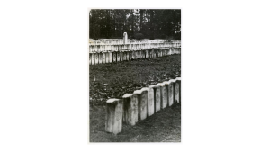 parks-headstones at Andersonville