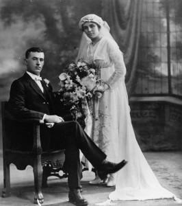 wedding 1910